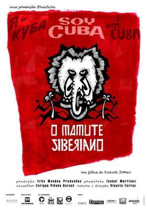Soy Cuba, O Mamute Siberiano - Brazilian poster (thumbnail)