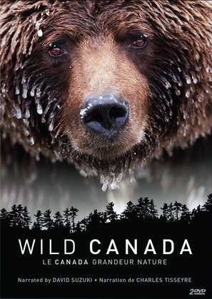 Wild Canada - Canadian DVD cover (thumbnail)