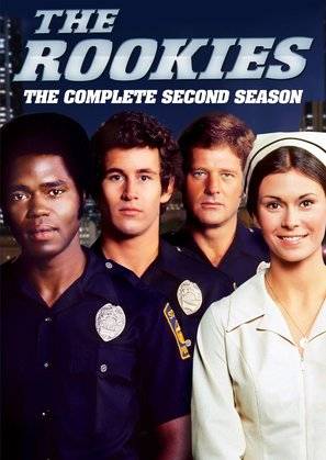 """""""The Rookies"""" - DVD cover (thumbnail)"""