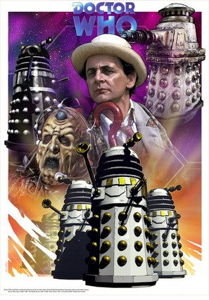 """Doctor Who"" - British Movie Poster (thumbnail)"