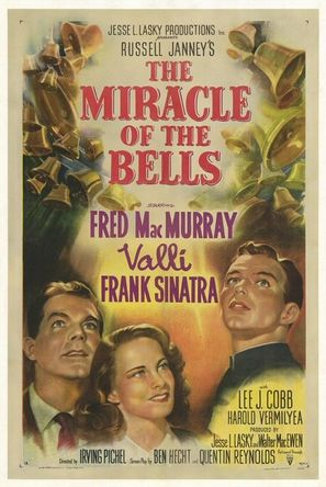 The Miracle of the Bells - Movie Poster (thumbnail)