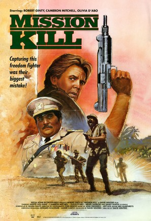 The Mission... Kill - Movie Poster (thumbnail)