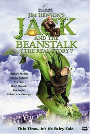 Jack and the Beanstalk: The Real Story - Movie Cover (thumbnail)