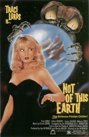 Not of This Earth - Movie Poster (thumbnail)