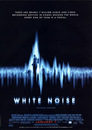 White Noise - Movie Poster (thumbnail)
