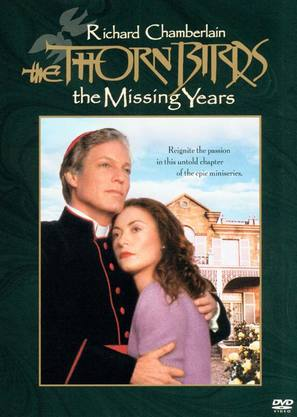 The Thorn Birds: The Missing Years - DVD cover (thumbnail)