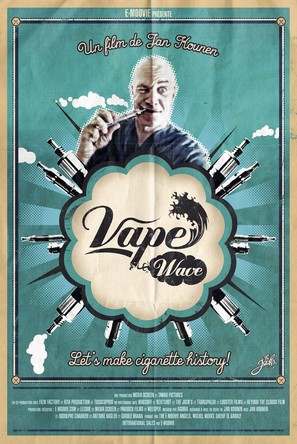 Vape Wave - Swiss Movie Poster (thumbnail)