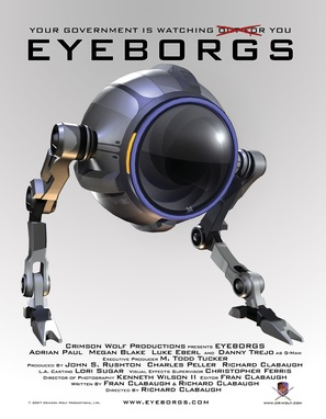 Eyeborgs - Movie Poster (thumbnail)