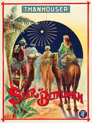 The Star of Bethlehem - British Movie Poster (thumbnail)