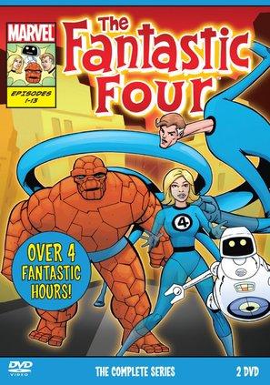 """""""The Fantastic Four"""""""