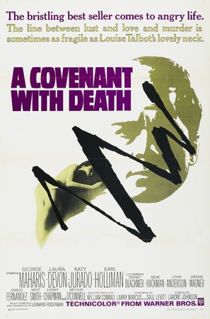 A Covenant with Death - Movie Poster (thumbnail)