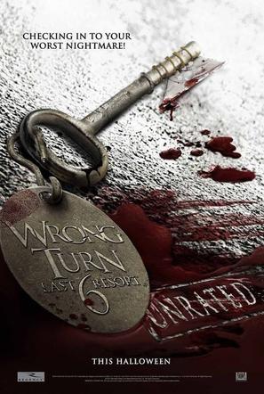 Wrong Turn 6: Last Resort - Movie Poster (thumbnail)