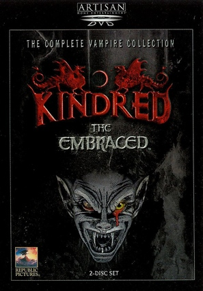 """""""Kindred: The Embraced"""" - poster (thumbnail)"""