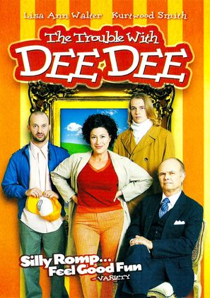 The Trouble with Dee Dee - DVD movie cover (thumbnail)