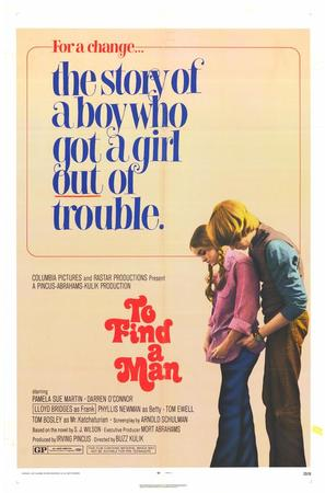 To Find a Man - Movie Poster (thumbnail)