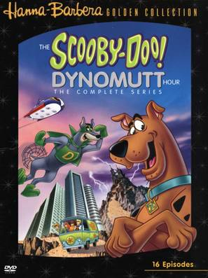 """The Scooby-Doo/Dynomutt Hour"" - DVD movie cover (thumbnail)"