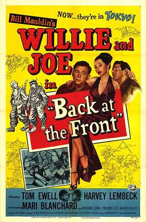 Back at the Front - Movie Poster (thumbnail)