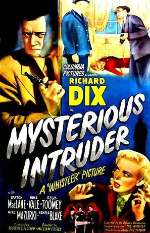 Mysterious Intruder - Movie Poster (thumbnail)