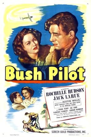 Bush Pilot - Movie Poster (thumbnail)