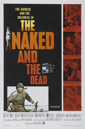 The Naked and the Dead - Movie Poster (thumbnail)