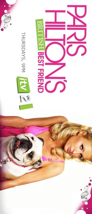 """Paris Hilton's British Best Friend"" - British Movie Poster (thumbnail)"