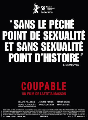 Coupable - French poster (thumbnail)