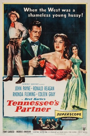 Tennessee's Partner - Movie Poster (thumbnail)