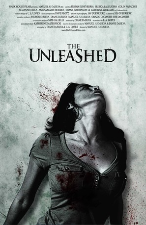 The Unleashed - Canadian Movie Poster (thumbnail)