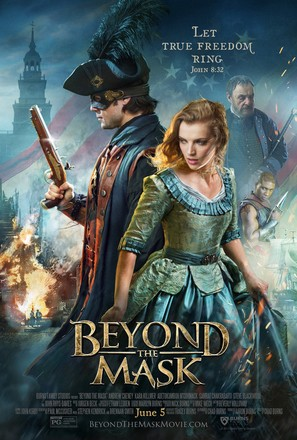 Beyond the Mask - Movie Poster (thumbnail)