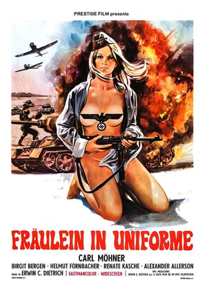 Eine Armee Gretchen - Italian Movie Poster (thumbnail)