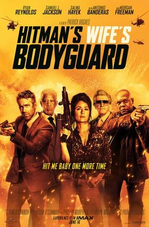 The Hitman's Wife's Bodyguard - Movie Poster (thumbnail)