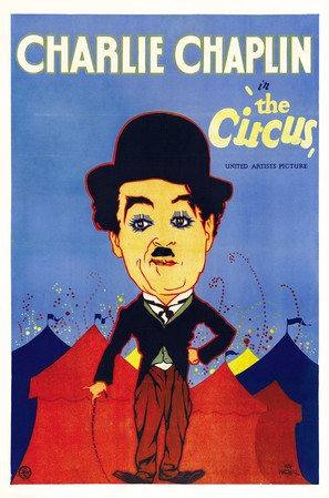 The Circus - Theatrical movie poster (thumbnail)