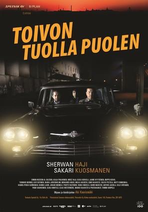 Toivon tuolla puolen - Finnish Movie Poster (thumbnail)