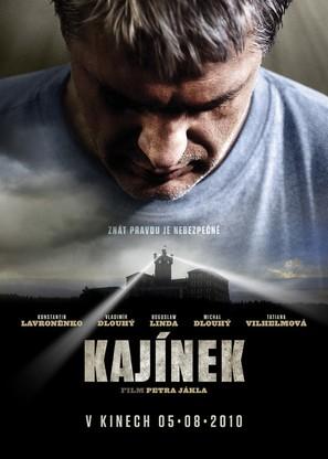 Kajinek - Czech Movie Poster (thumbnail)