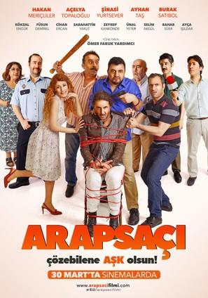 Arapsaci - Turkish Movie Poster (thumbnail)
