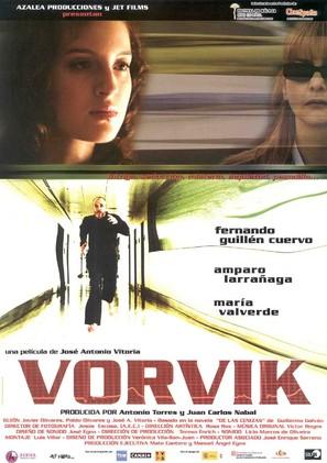 Vorvik - Spanish poster (thumbnail)