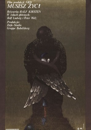 Ich zwing dich zu leben - Polish Movie Poster (thumbnail)
