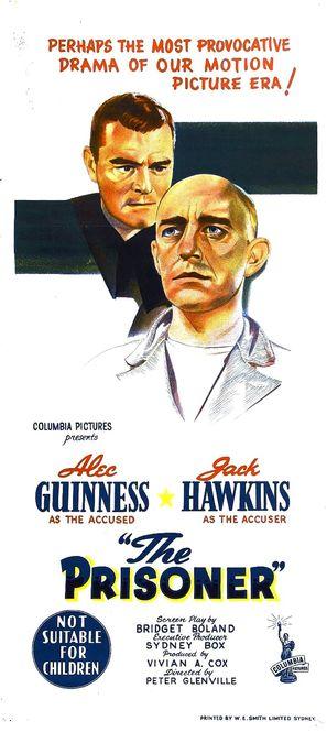 The Prisoner - Australian Movie Poster (thumbnail)