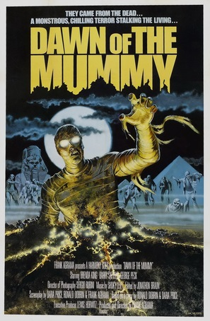 Dawn of the Mummy - Movie Poster (thumbnail)
