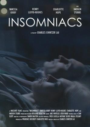 Insomniacs - British Movie Poster (thumbnail)