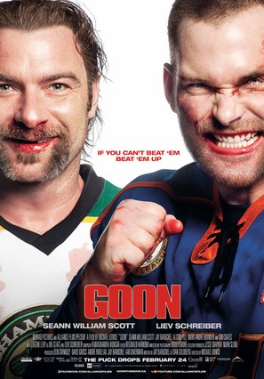 Goon - Canadian Movie Poster (thumbnail)