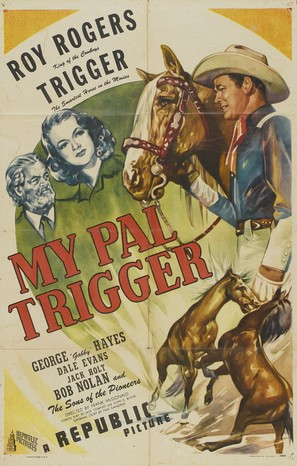My Pal Trigger - Movie Poster (thumbnail)