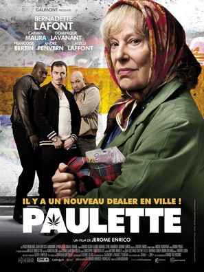 Paulette - French Movie Poster (thumbnail)