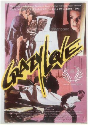 Crazy Love - Spanish Movie Poster (thumbnail)