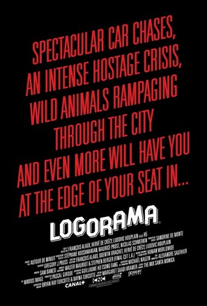 Logorama - French Movie Poster (thumbnail)