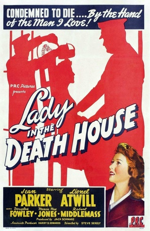 Lady in the Death House - Movie Poster (thumbnail)
