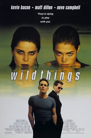 Wild Things - Movie Poster (thumbnail)