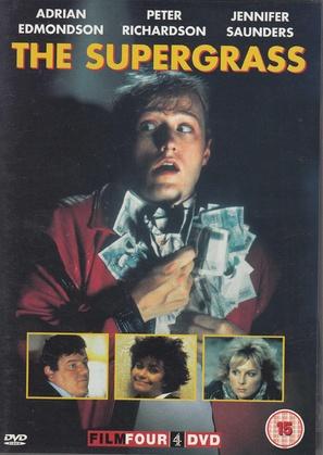 The Supergrass - British DVD movie cover (thumbnail)