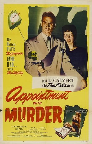 Appointment with Murder - Movie Poster (thumbnail)