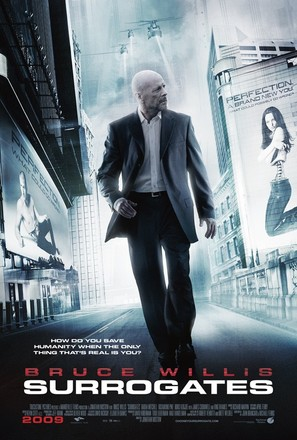 Surrogates - Movie Poster (thumbnail)